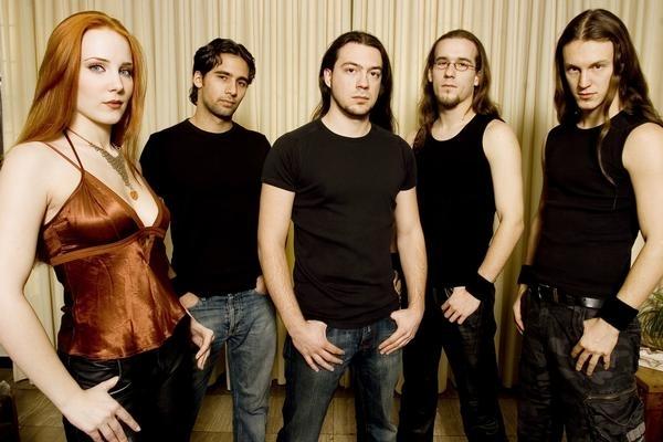 Resultado de imagen para imagenes de banda holandesa Epica