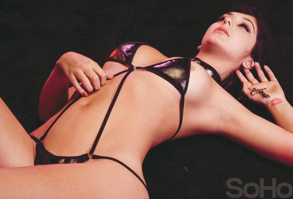 Mariana Davalos, Revista Soho