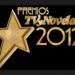 Nominados Premios Tv y Novelas 2012