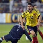 Colombia se ubica en el puesto 22 de la clasificación mundial de la FIFA