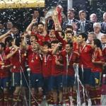 España campeón de la Eurocopa 2012