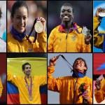 Colombia, una gran actuación en los Juegos Olímpicos Londres 2012