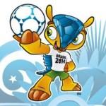 Mascota Brasil 2014