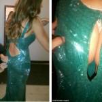 No aguantó el vestido de Sofia Vergara